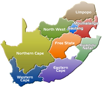 Saferplaces South African Map